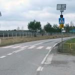 Niebezpieczna droga do szkoły w Kuklówce
