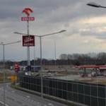 Nowa stacja benzynowa przy A2