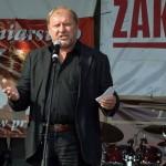 Andrzej Grabowski przeciwko linii 400 kV
