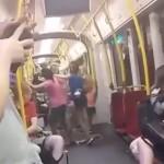 Bójka nastolatek w tramwaju