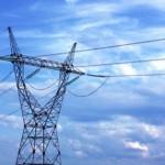 Linia 400 kV na policji