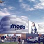 Wielkie otwarcie centrum handlowego Modo