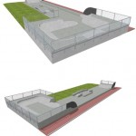 Skatepark w Łomiankach w przyszłym roku