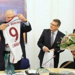 Lewandowski zasłużony dla powiatu