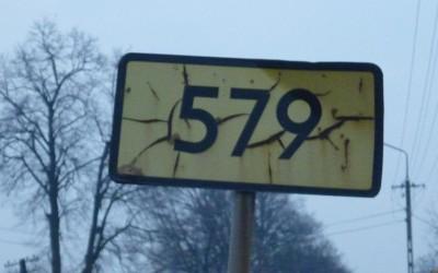 Fot. KG Zachodnia obwodnica Błonia ma przebiegać śladem drogi wojewódzkiej nr 579