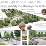 Będą nowe parki w Grodzisku