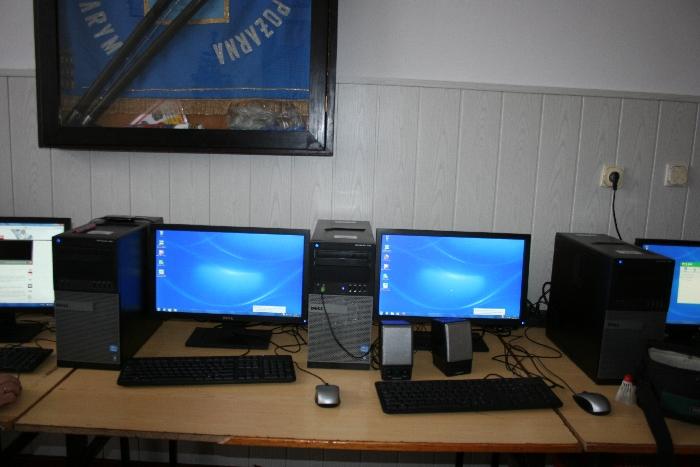 200 komputerów dla grodziskich szkół