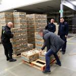 Kokaina za 100 mln zł w Broniszach