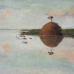Odnaleziony obraz Chełmońskiego sprzedany za prawie milion