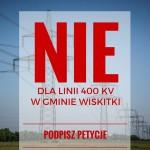 Zablokują rondo w Mszczonowie. To protest przeciwko linii 400 kV