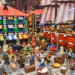 Największa wystawa budowli z klocków Lego w Warszawie [FOTO]