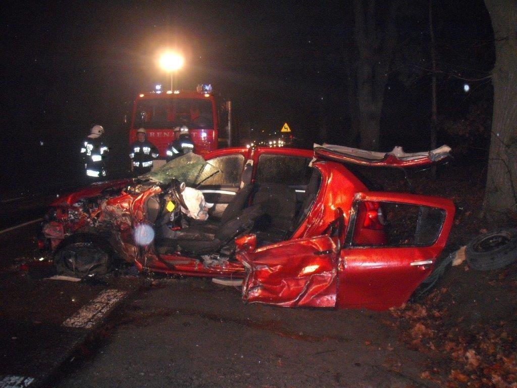 Wypadek w Kuklówce