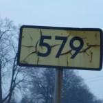 Będzie remont drogi wojewódzkiej nr 579. A co z przebudową?