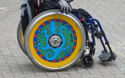 niepełnosprawne dziecko drukarnia