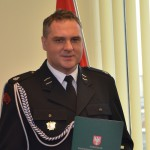 Artur Olszewski – bohaterski strażak z Ożarowa [FOTO]