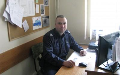 Dawid Wiśniewski – bohaterski policjant z Pruszkowa
