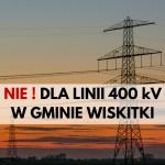 Protest Żyrardowa i Wiskitek przeciwko linii 400 kV. Blokada drogi i kolejna obietnica PiS