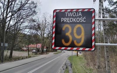 tablice świetlne powiat warszawski zachodni