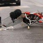 Śmiertelne potrącenie rowerzysty koło Kuklówki