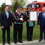 Strażacy z Miedniewic z medalem Pro Masovia [FOTO]