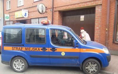 likwidacja straży miejskiej w Błoniu