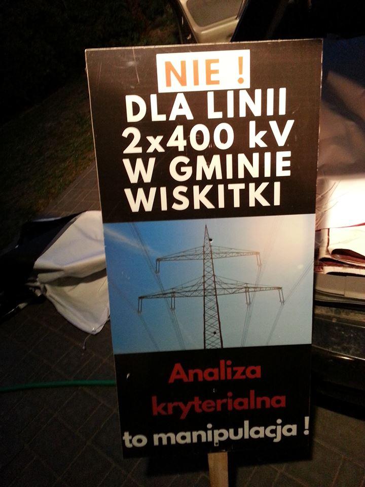 linia 400 kV Wiskitki