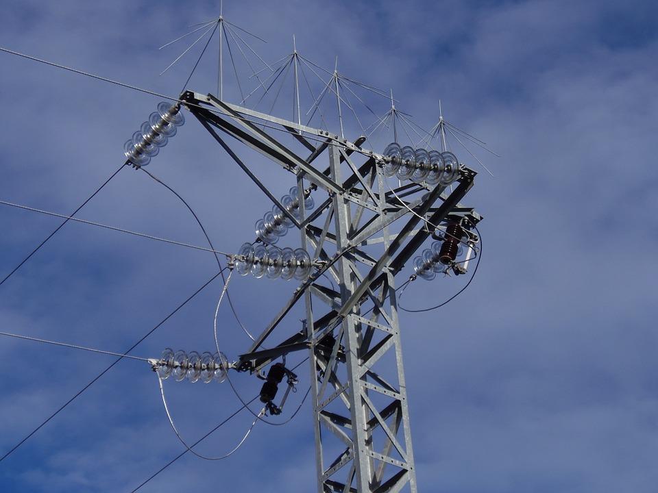 400 kV zmiana przebiegu trasy