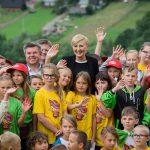Pierwsza dama odwiedziła dzieci z Błonia [FOTO]