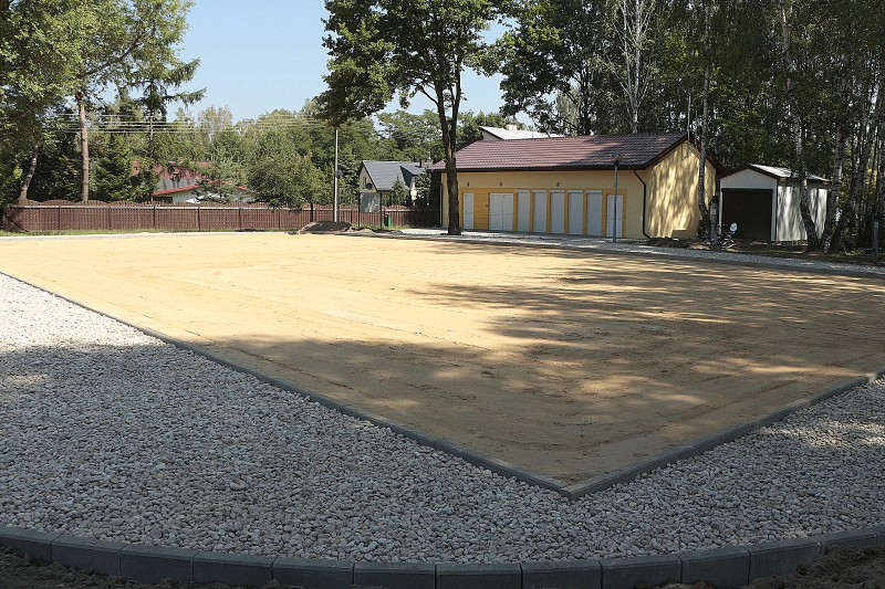 boiska Michałowice