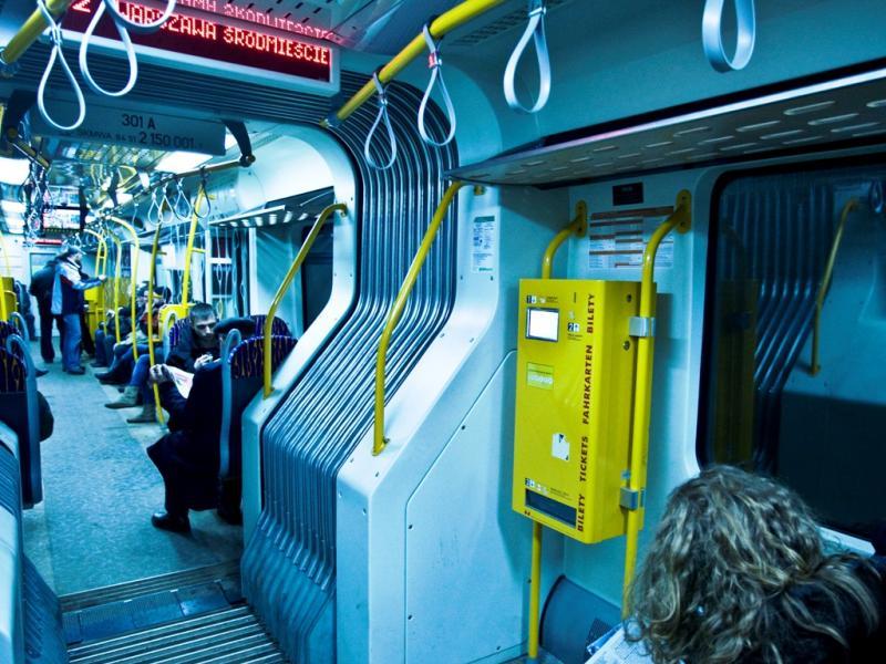 nowy system biletowy ZTM Warszawa