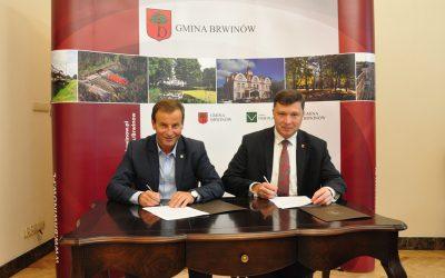 porozumienie autobus Brwinów-Błonie