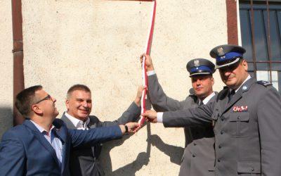 przywrócenie posterunku policji w Lesznie