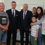Rodzina z Ukrainy osiedli się w gminie Łomianki. Dostali mieszkanie w Dziekanowie Leśnym
