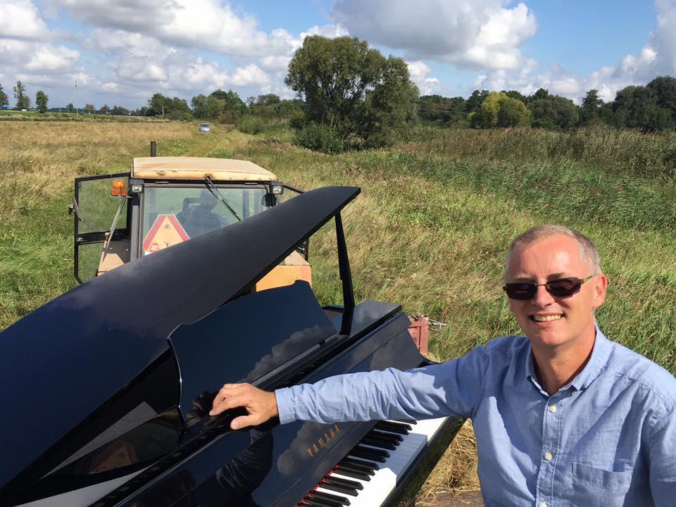 Chopin na traktorze