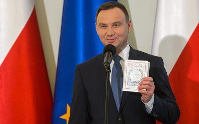 Narodowe Czytanie Andrzej Duda Lipków