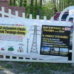 """Protest przeciwko 400 kV na krajowej """"siódemce"""""""