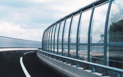 ekrany akustyczne Żabia Wola trasa S8