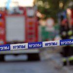 Blizne Jasińskiego: dramatyczny wypadek z udziałem motocyklisty