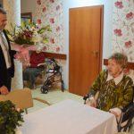 Mieszkanka Łomianek skończyła 106 lat! [FOTO]