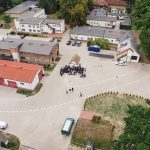 Ośrodek w Laskach ma nowy parking