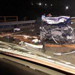 Dramatyczny wypadek pod Mszczonowem. Troje dzieci nie żyje, siedem osób rannych [FOTO]