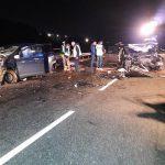Uwaga, kierowcy! Fatalne warunki na drogach. Wypadki w Wiskitkach i Jaktorowie. I wstrząsająca relacja świadka po katastrofie w Mszczonowie