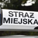 Śmierć 30-latka na komendzie straży miejskiej w Łomiankach