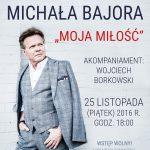 Koncert Michała Bajora w Pruszkowie. Za darmo!