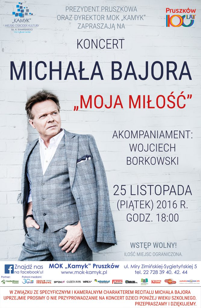 michal-bajor-koncert-pruszkow