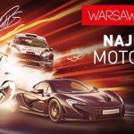 Wielkie targi motoryzacyjne Warsaw Moto Show 2016 w Nadarzynie