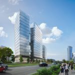 Wielka inwestycja na Woli za miliard zł. To trzy wieżowce Warsaw Hub