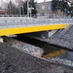 Most w Błoniu gotowy