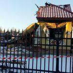 Biegli badają przyczynę śmierci pracownicy po wybuchu w Łomiankach