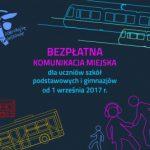 Jest decyzja o darmowej komunikacji dla uczniów w Warszawie!